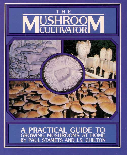 The Mushroom Cultivator ~ Front Cover