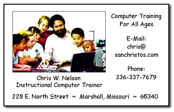 Computer Training for All Ages