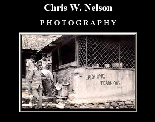 Go to: Chris W. Nelson Photographic Services